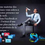 FACEBOOK médias sociaux