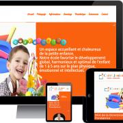création site web carré junior