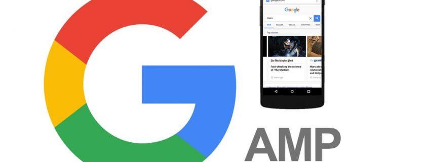 google AMP maroc agence web maroc